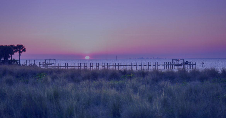 Florida Beach - Environmental Data Report